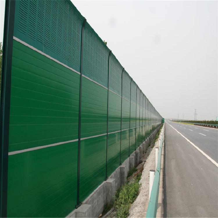 专业生产隔音声屏障  高速路声屏障 公路声屏障 居民区声屏障 工厂声屏障厂家