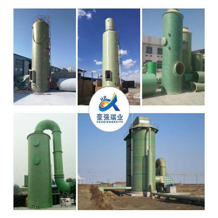玻璃钢除雾器 脱硫塔折流板 喷淋式脱硫塔净化塔 专业直销
