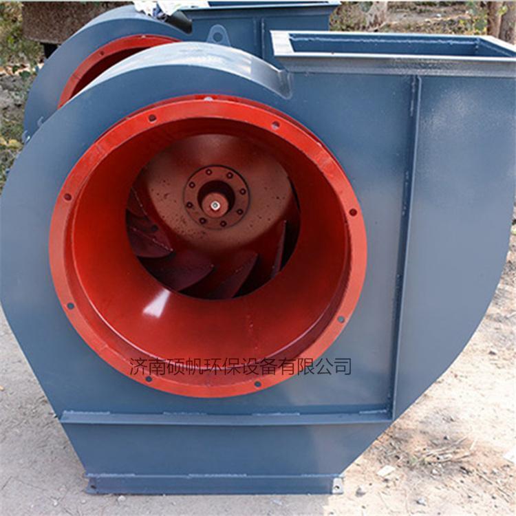 4-72离心风机 喷漆房排烟除尘专用耐腐蚀引风机厂家