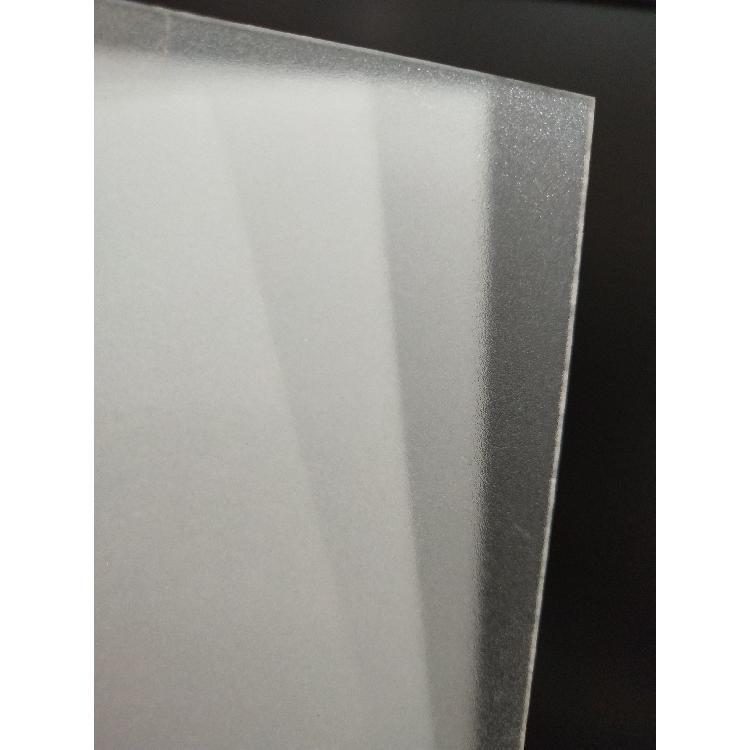 光扩散板PS 透光率达80%的扩散板材料 侧光面板灯专用导光板三件套配套材料