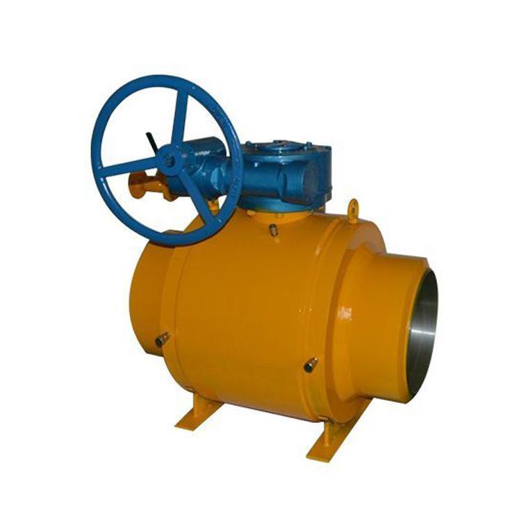 生产批发Q367F-25C-700涡轮式全焊接球阀DN700涡轮焊接球阀 专业细致加工