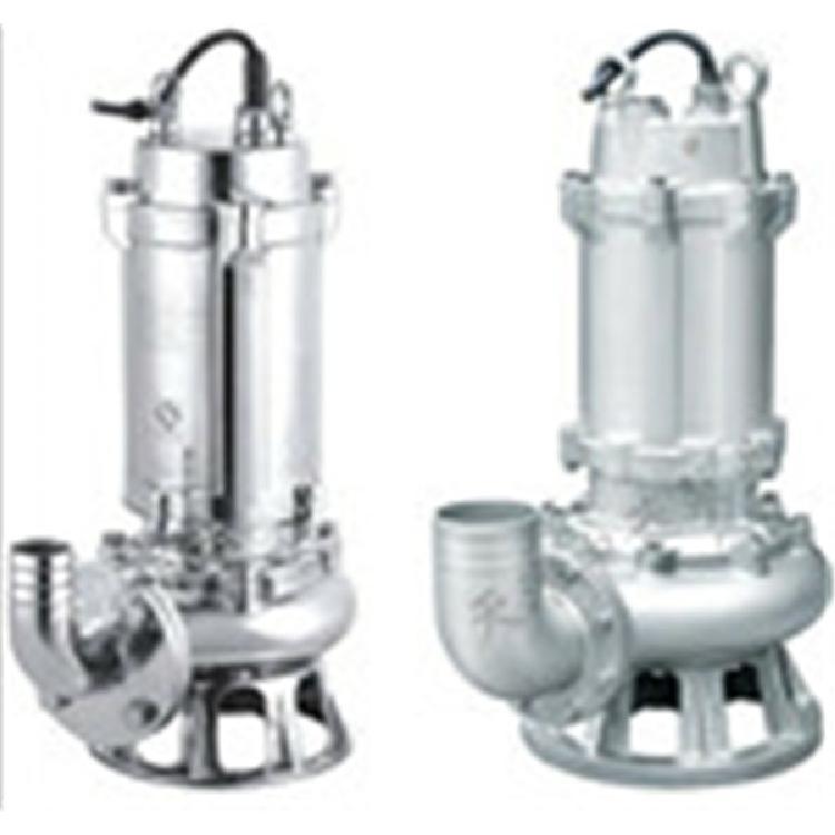 污水泵 WQ耐酸碱不锈钢泵 25WQ排污泵,WQ泵配件叶轮