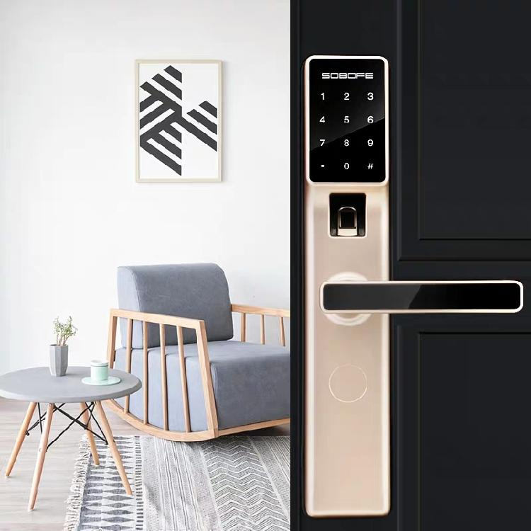 指纹锁520系列智能指纹锁