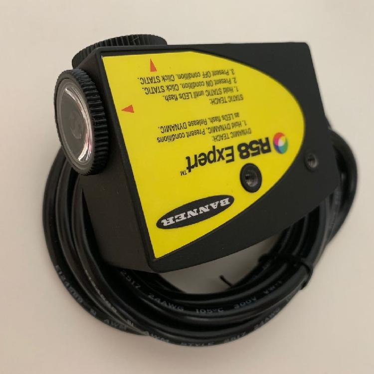 美国邦纳 R58ECRGB1  色标传感器