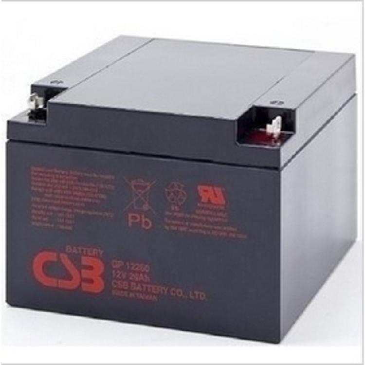 美国CSB蓄电池GP12400  12V40AH厂家直销精品