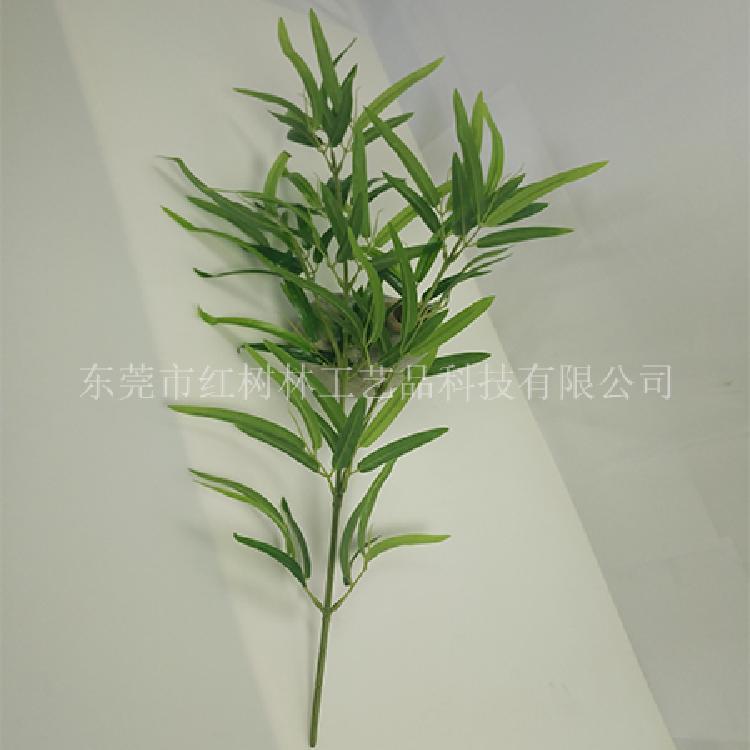 仿真植物-仿真竹子-竹子工艺品-厂家批发塑胶竹质工艺品-装饰摆设