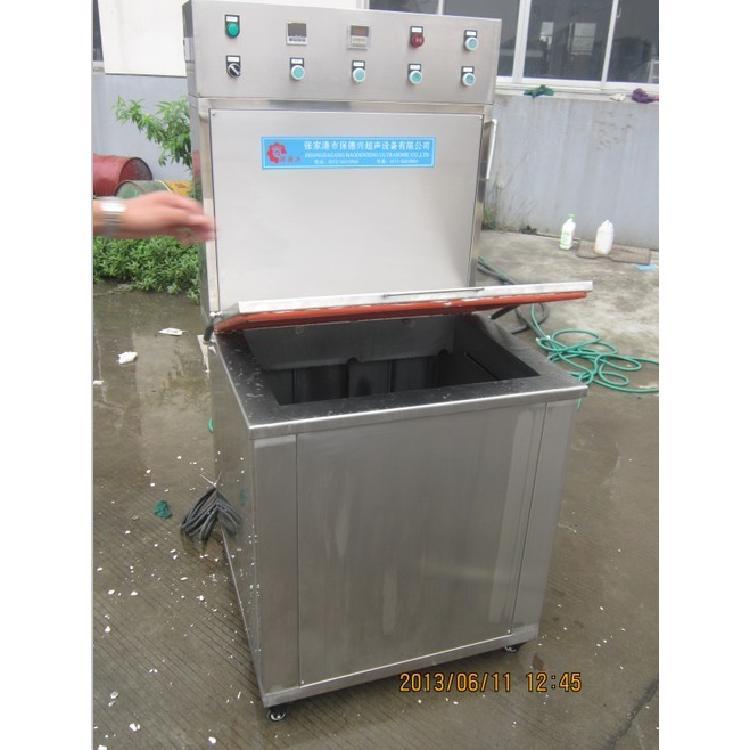 一个微小的改动,节约一个人工-单槽抛动式超声波清洗机