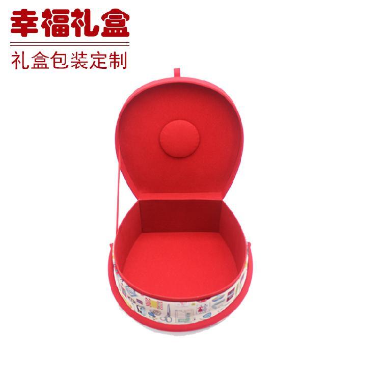 高档化妆品皮盒 护肤修复套盒 定制 美容精油盒包装礼品盒 长方形