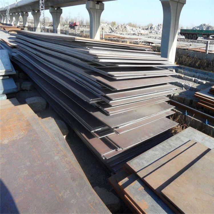 专业出租钢板 铺路钢板租赁 工地铺路专用钢板