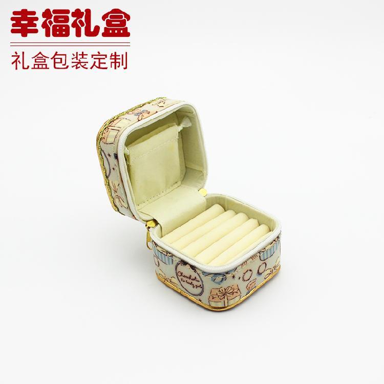 首饰盒大号桌面饰品收纳盒创意家居用品抽屉式首饰化妆箱