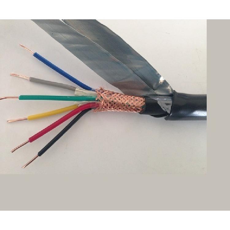 国标ZR-KVVRP223*1平方屏蔽控制信号电缆