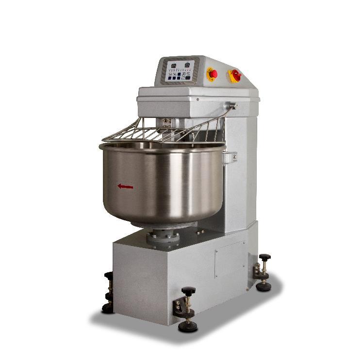 尼科商用和面机 25kg和面机 不锈钢和面机揉面机 面粉面团搅拌机