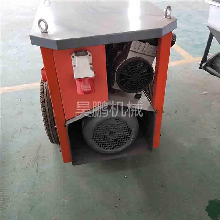 快速水泥砂浆喷涂机小型室内多功能喷浆机高扬程喷涂机