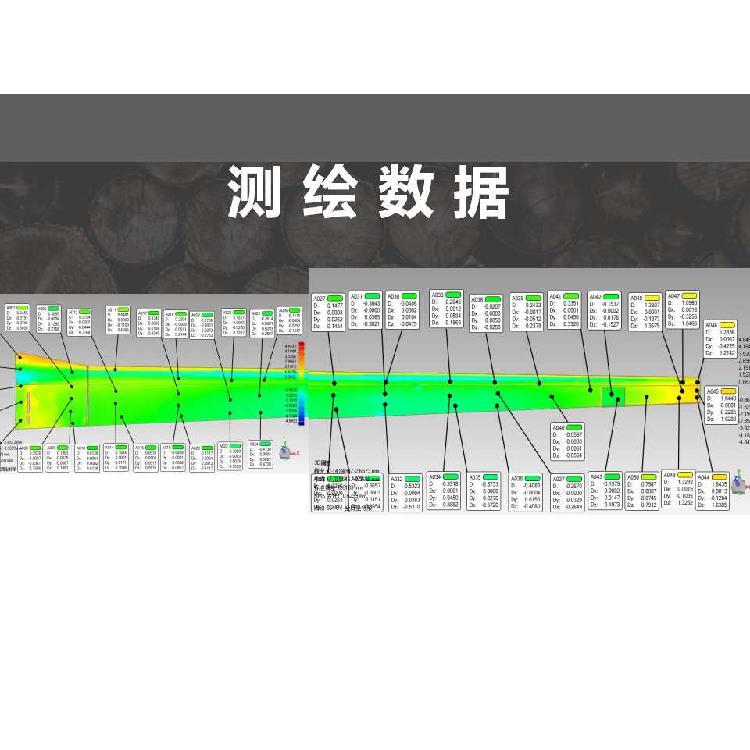 天津静海县京测科技三维激光扫描仪是全面检测飞机翅膀降低危险的方法
