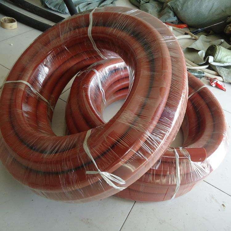 加工定制钢丝编织蒸汽胶管 耐化学腐蚀胶管 汽车暖风管 品种齐全