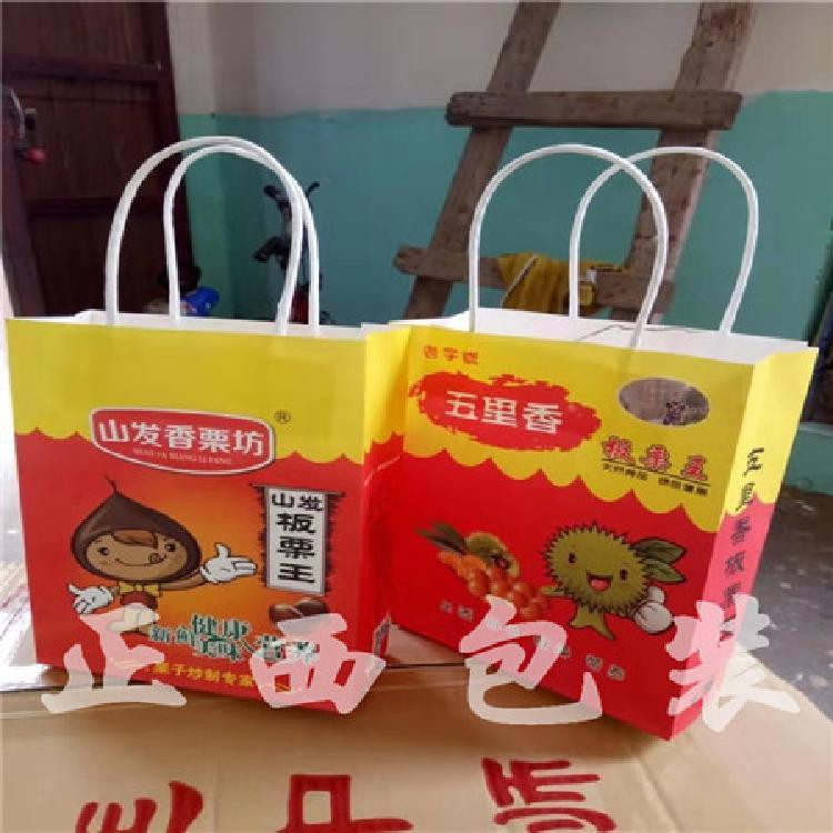 板栗袋定制厂家 礼品袋批发价格 安庆正西板栗袋 欢迎来电咨询