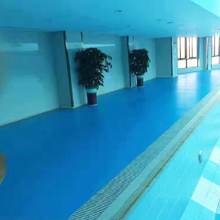 游泳池防滑地胶批发|游泳池防滑地胶供应商