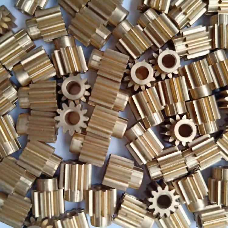 0.5-2模数齿轮生产厂家  规格齐全小齿轮