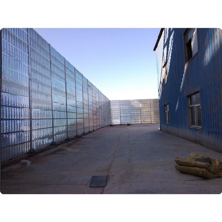 绥化声屏障厂家 小区隔声墙 冷却塔声屏障报价