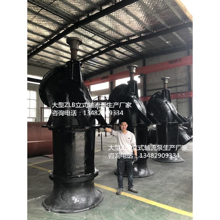 广东佛山排涝涌1200ZLB立式轴流泵厂家