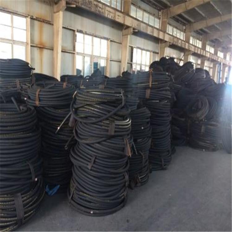 实力厂家专销钢丝缠绕胶管 钢丝编织胶管 液压支架高压胶管 欢迎订购