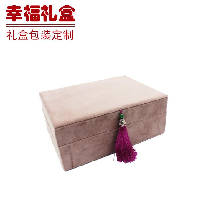 无锡古典绳珠收纳盒 包装盒 纸盒   化妆品盒 食品盒定制加工