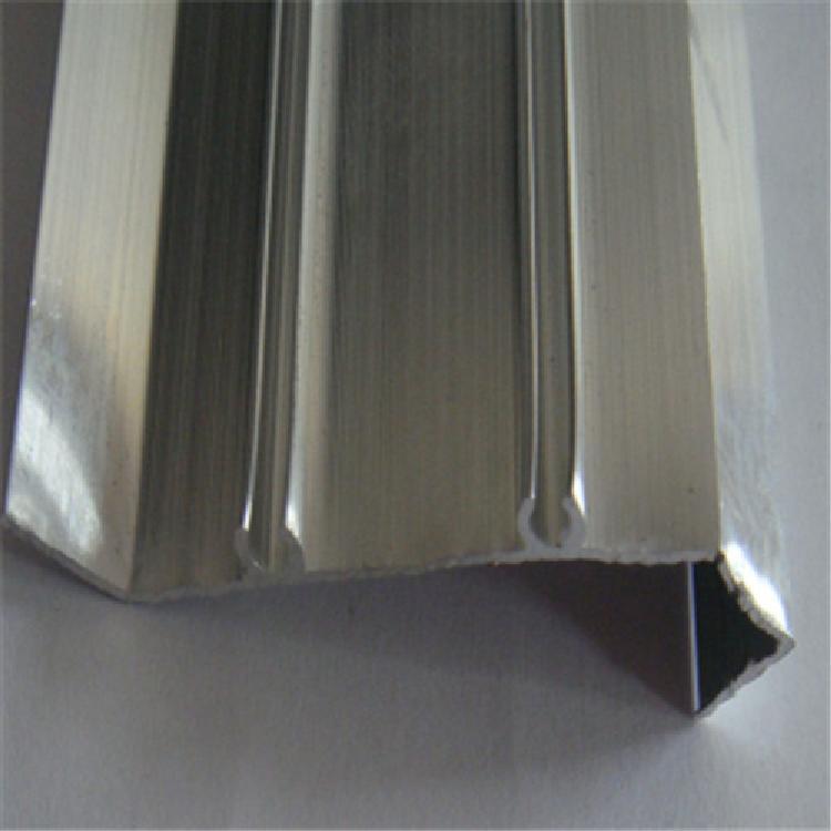 大量供应 各种尺寸铝合金百叶片 铝合金百叶片型材