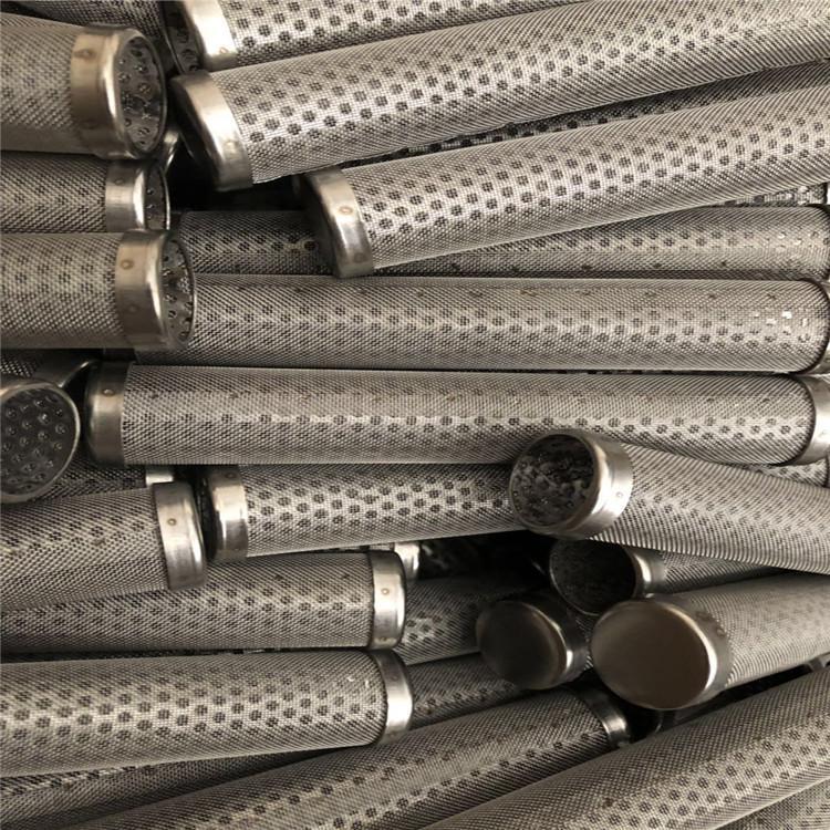 旗森  不锈钢过滤桶 矿筛网过滤筒 矿筛过滤筒   出厂价格