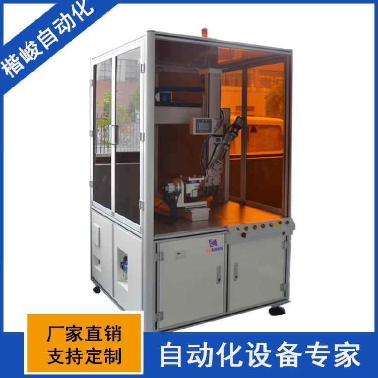 上海楷峻笔记本电脑五轴伺服自动点胶机 点胶设备厂家 涂胶机