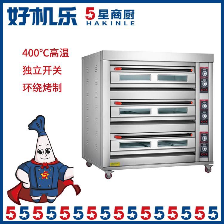 郑州电烤箱 燃气烤箱 商用厨房专用