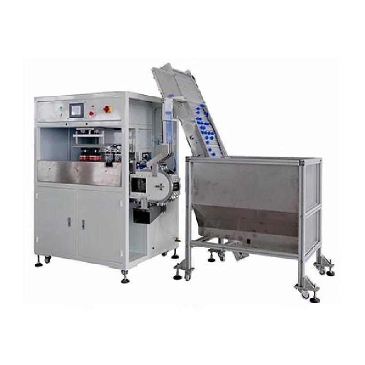 全自动移印机-骏晖机械-自动上下料非标智能移印机