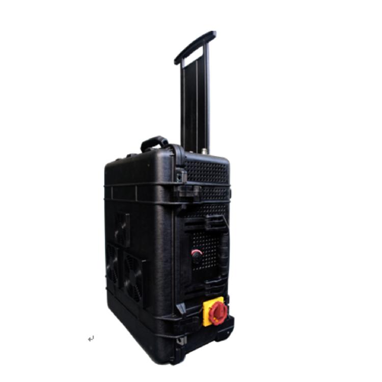 JYS-DP2501大功率拉杆箱式信号屏蔽器