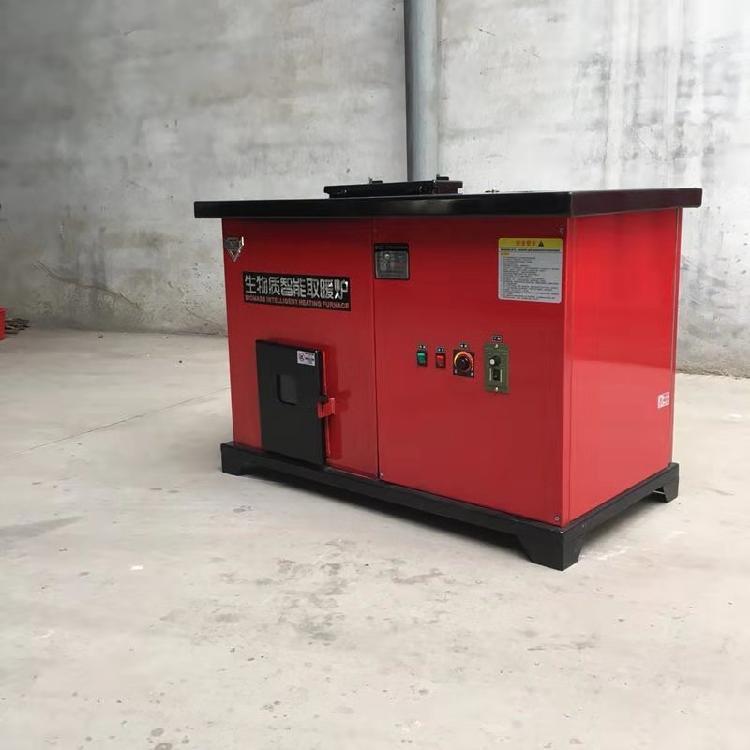家用商用全自动颗粒取暖炉 冬季立式地暖炉热水锅炉 加热暖气片