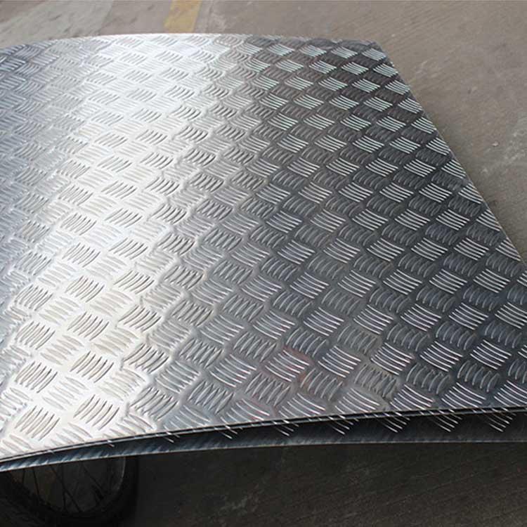 橘皮花纹铝板 五条筋花纹铝板  镜面花纹铝板 花纹铝板1060 花纹防滑铝板 厂家