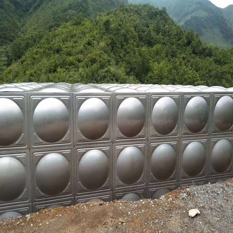 宏康伟业出售-不锈钢水箱报价- 订做不锈钢消防水箱 -高位消防水箱