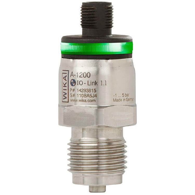 威卡压力传感器  带LO-Link的压力传感器  压力传感器   高精密压力传感器