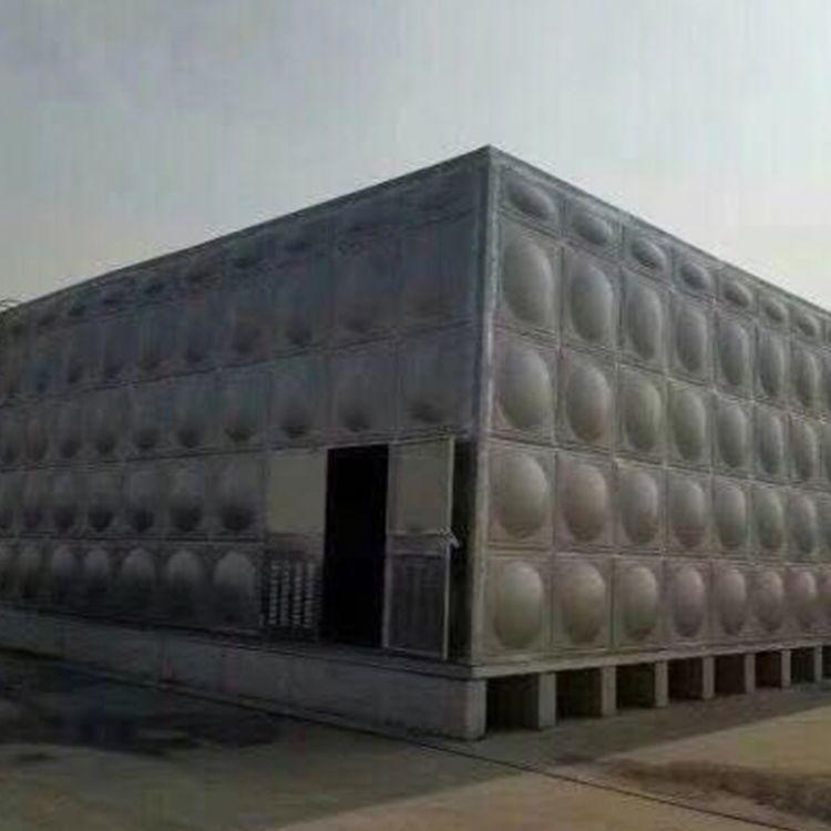北京不锈钢消防水箱 -高位消防水箱