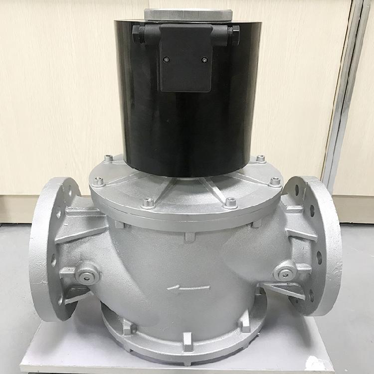 DN100电磁阀 安全电磁阀 燃气电磁阀 不锈钢电磁阀 快开快关电磁阀  高赢机电电磁阀