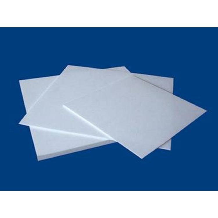 厂家生产定制各种规格乳白色聚四氟乙烯方板 铁氟龙板
