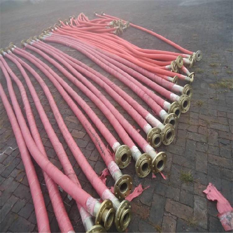 河北直销油田吸排油污胶管 油田开采专用高压钢丝缠绕油管 油田钻探胶管 型号齐全