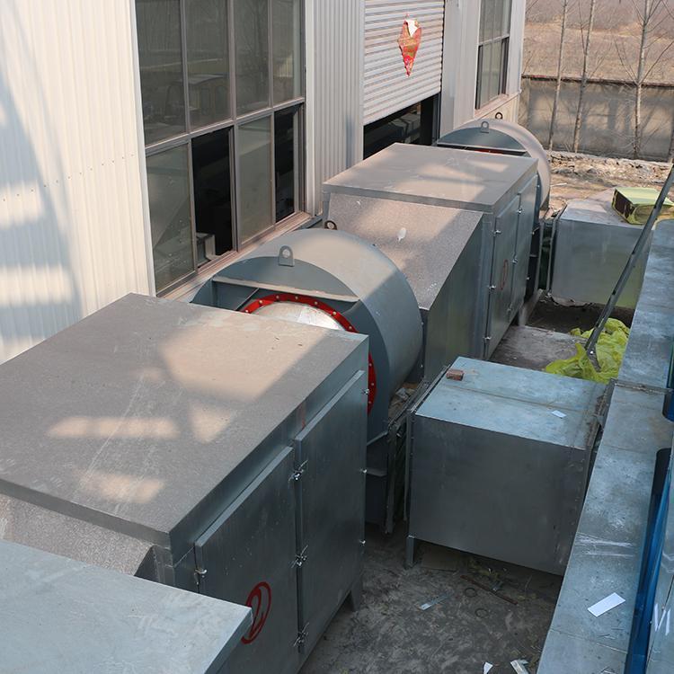 兰陵Vocs催化燃烧废气处理设备厂家批发 全国直供 欢迎下单 君瑞催化燃烧设备