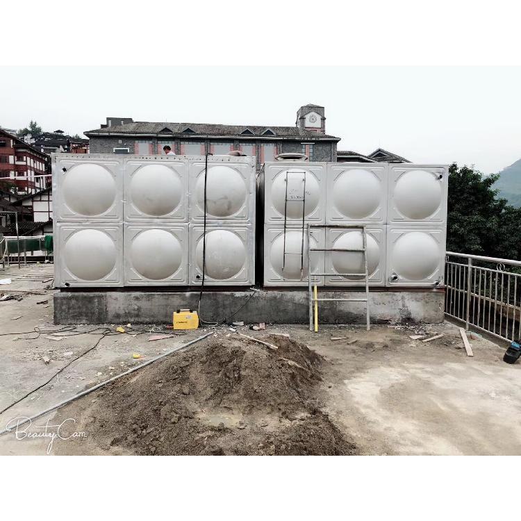 毕节水箱价格 大型不锈钢 地埋式,消防水箱 厂家安装直销
