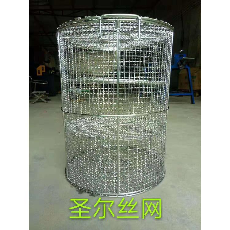 不锈钢消毒筐 消毒篮加工定制 不锈钢器械筐定做各种尺寸