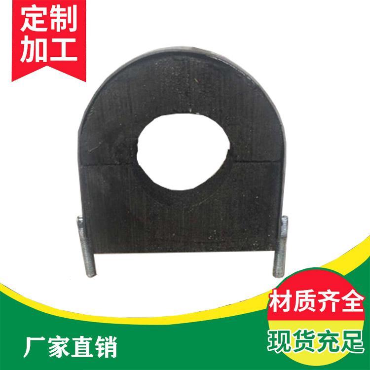 厂家出售 聚氨酯管托 保冷管托 各种管托批发定制