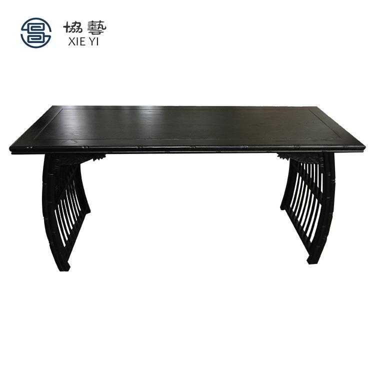 中式客厅家具摆放图片 条案是什么 中式中式中式家具 条案介绍 中式与新中式家具的区别在哪里 中式条案
