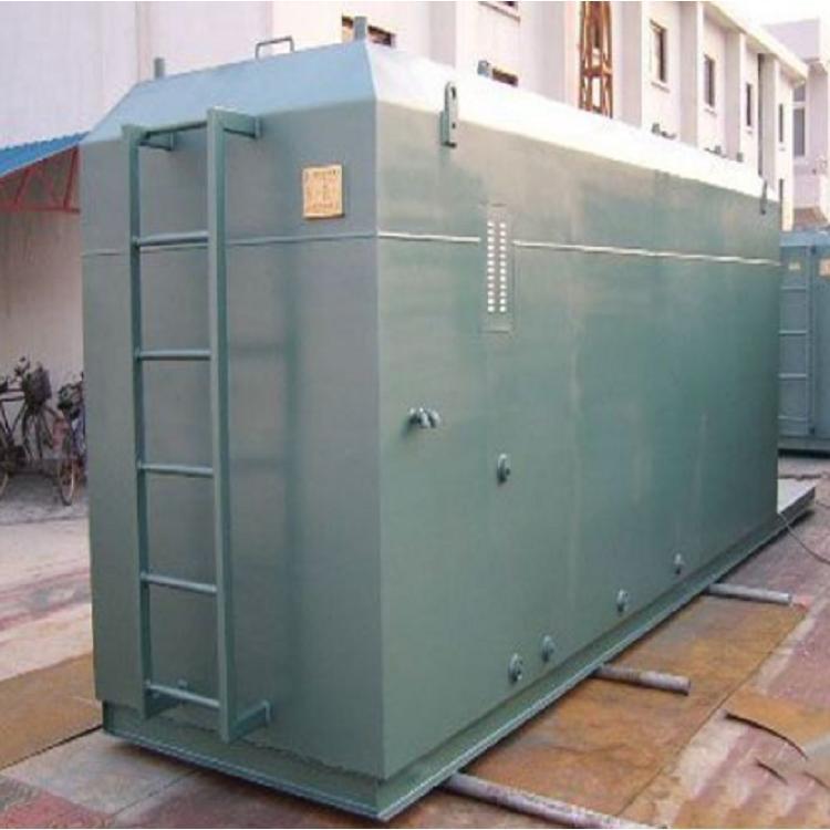 河南废水一体化处理设备价格  洛阳地埋式一体化污水处理设备生产厂家