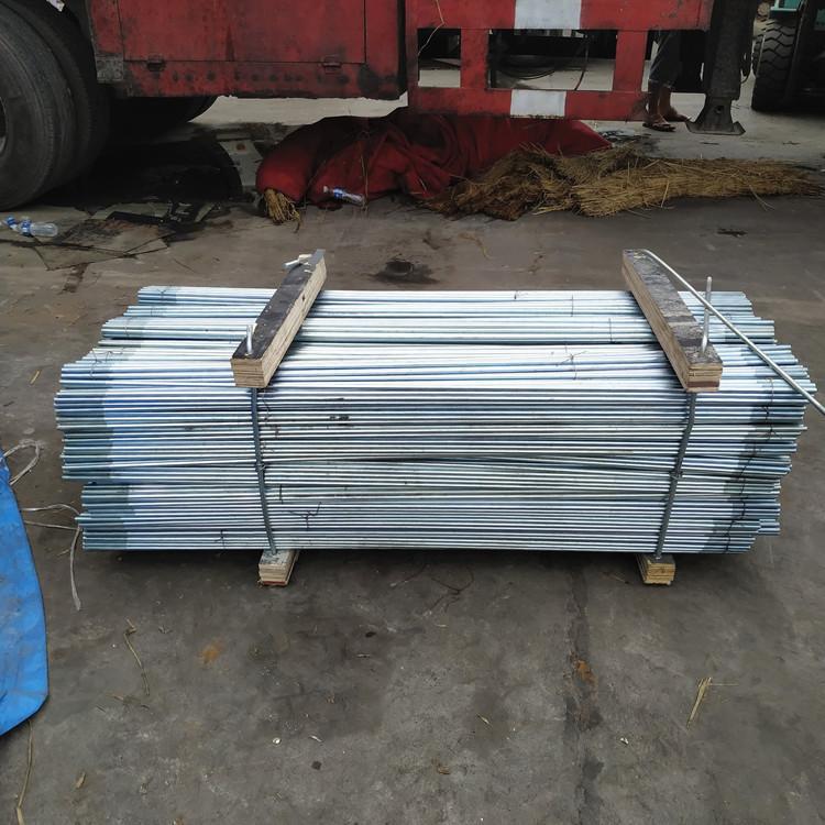 力盾紧固件 钢结构拉条 镀锌拉条 热镀锌拉条永年厂家 各种异型来图定做