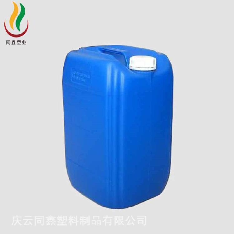 营口塑料桶厂家 25公斤化工塑料桶  阜新25升食品级方桶