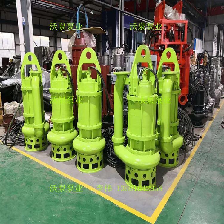 大功率排污泵 耐磨污泥泵 河道清淤泵
