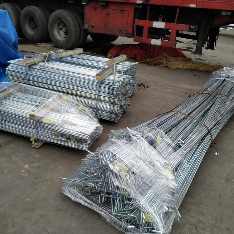 钢结构拉条 热镀锌拉条 斜拉条 力盾紧固件 欢迎来电咨询